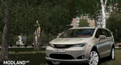 Chrysler Pacifica Limited 2017 [1.5.6]